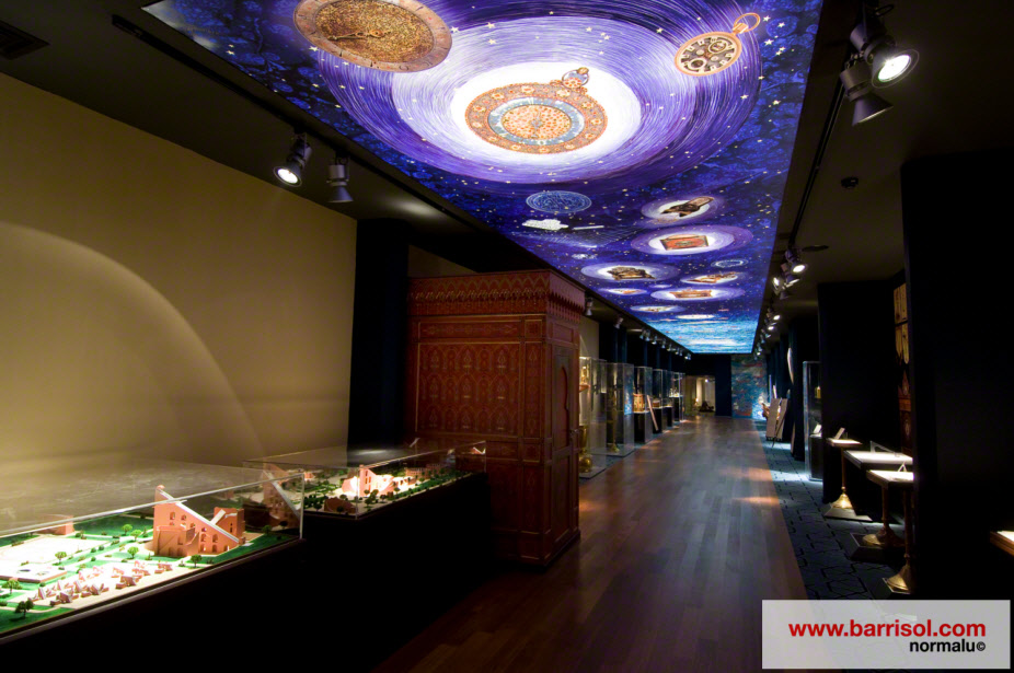 Istanbul Museum Of Islamic Science Technologies History