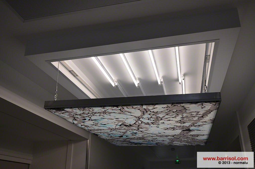 Pictures corridor exceptional project hopital robert schuman in m - Adresse hopital schuman metz ...