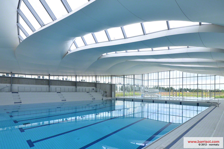 Photos projet d 39 exception piscine val d 39 europe france for Bailly romainvilliers piscine